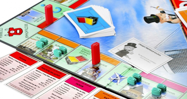 Настольные игры для веселой компании