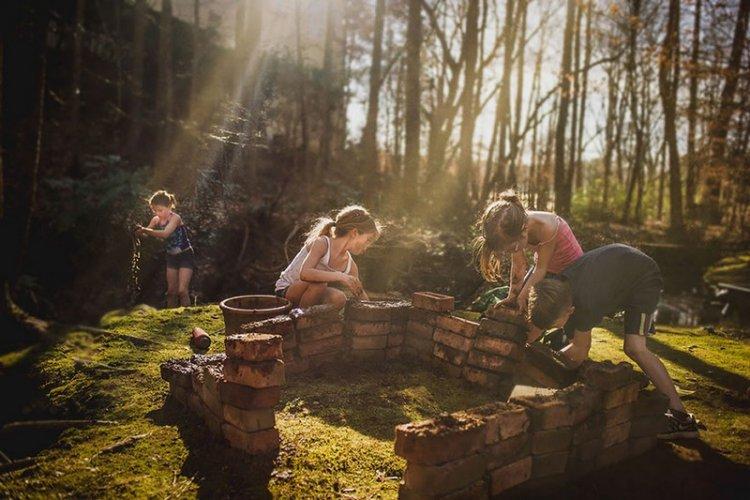 Снимки дочерей от мамы Кейт Паркер
