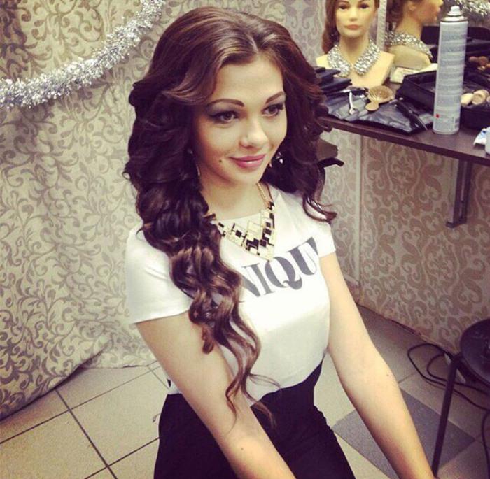 Участницы конкурса Miss Maxim 2015
