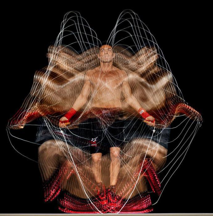 Внутри мира бокса от фотографа Ховарда Шатца