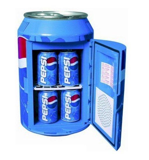 Забавные мини-холодильники