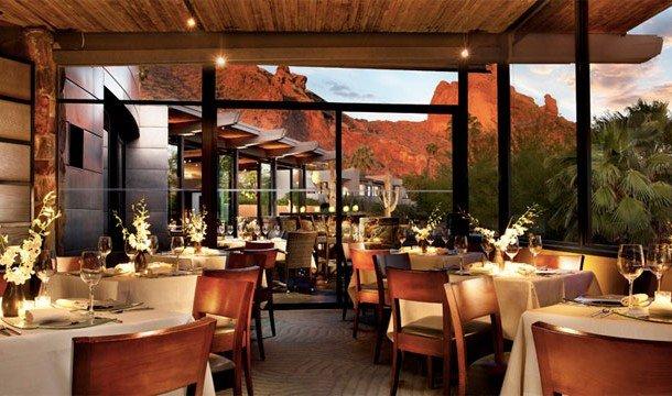 Рестораны с просто потрясающими видами