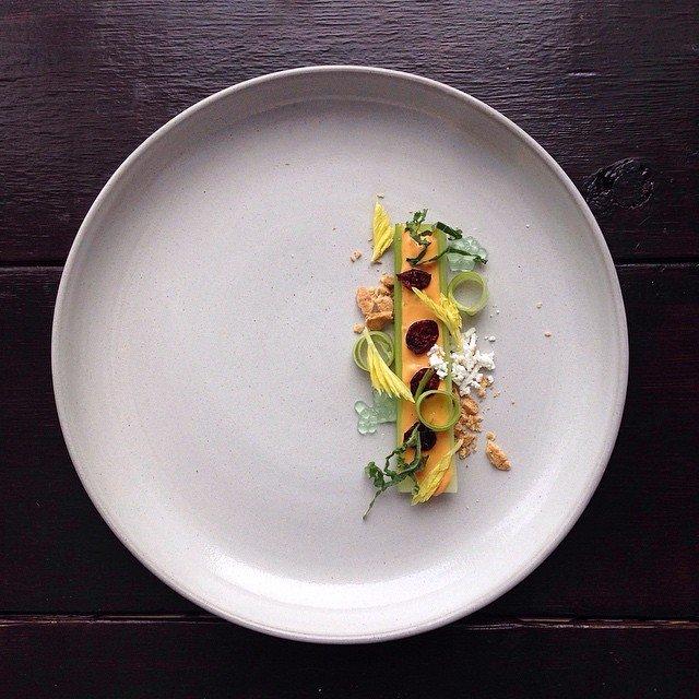 Высокая кухня из простой еды