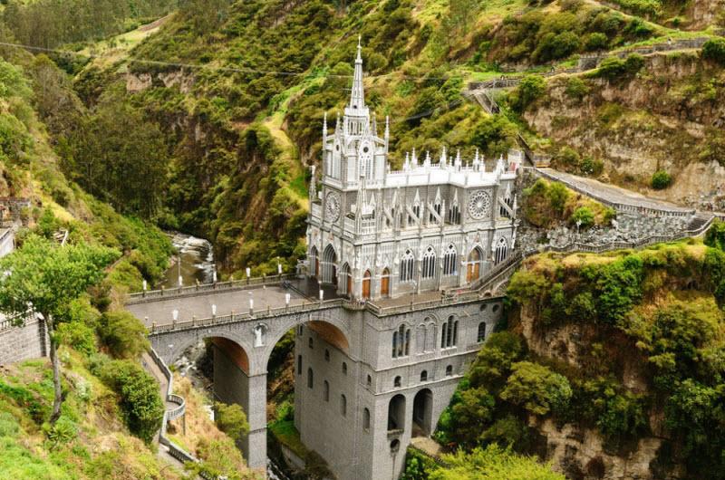 26 сказочных мест, существующих в реальности