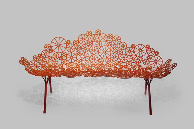 Ажурная коллекция мебели от Фернандо и Умберто Кампана