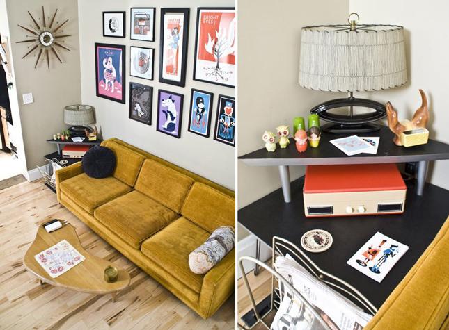 Идеи винтажного дизайна для квартиры