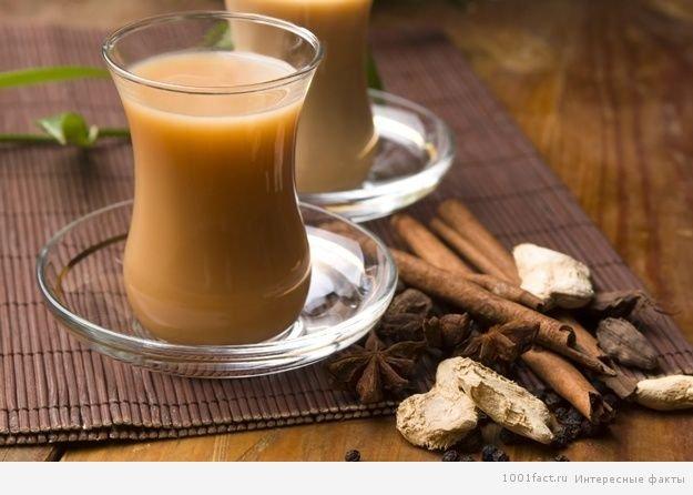 Интересные факты о чае Масала