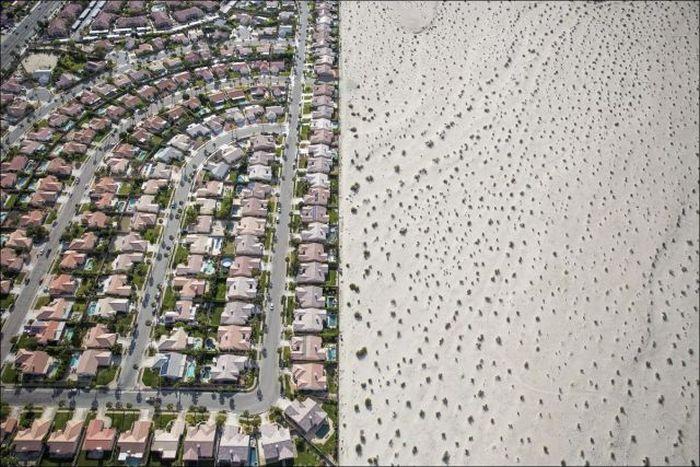 Калифорния уже несколько лет превращается в пустыню