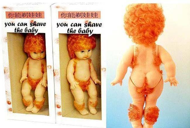 Невероятно безумные детские игрушки