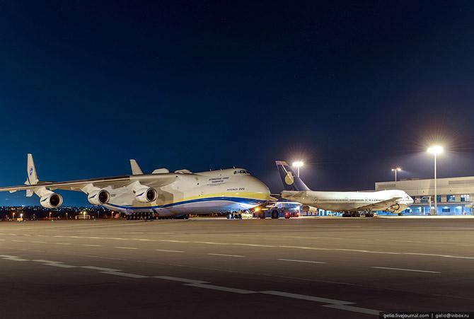 Самые большие самолеты мира
