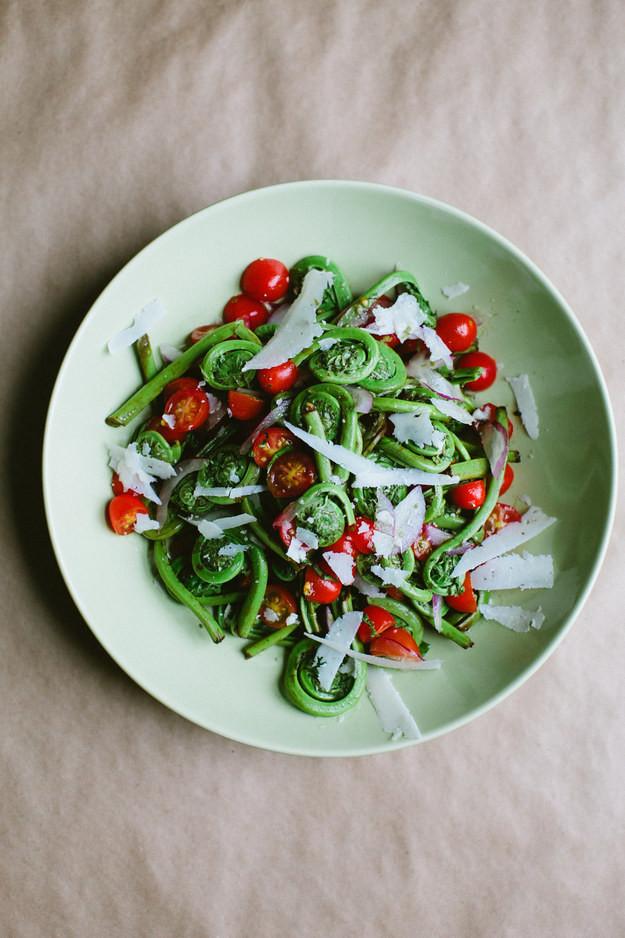 22 блюда весны