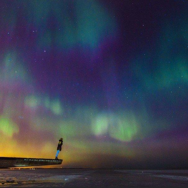 Финско-норвежская пара путешествует по миру