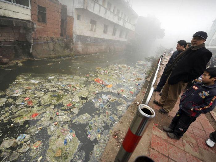 Проблемы утилизации мусора и загрязнения окружающей среды