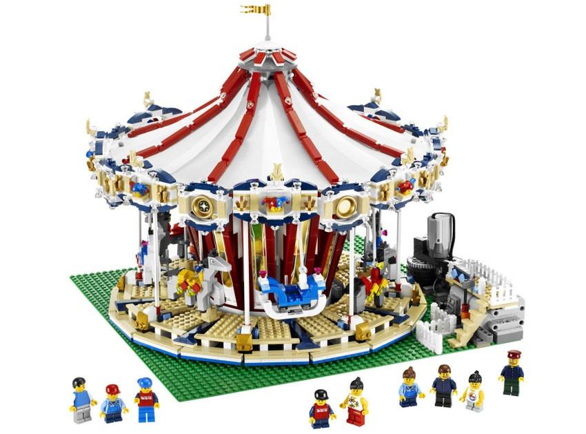 Самые необычные и самые дорогие наборы Лего