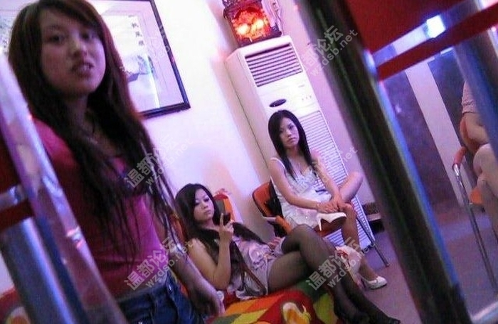 Проституция в Китае