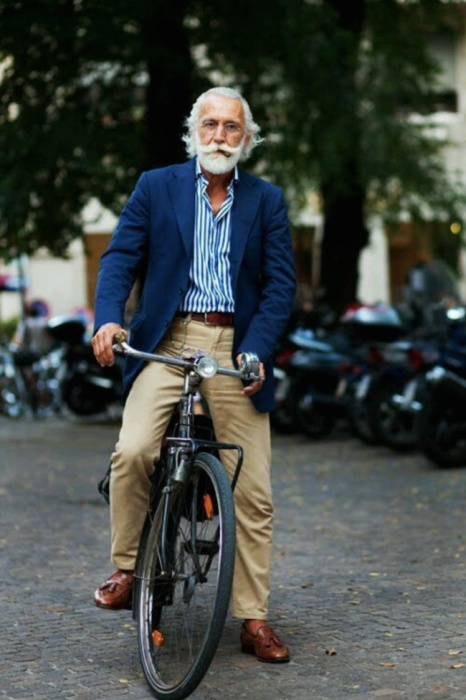 Мужчины, которые хорошо выглядят в любом возрасте