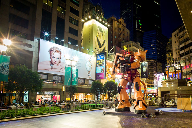 Рейтинг самых дорогих торговых улиц мира