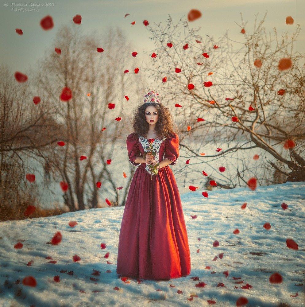 Портретные фотографии от Галии Желновой