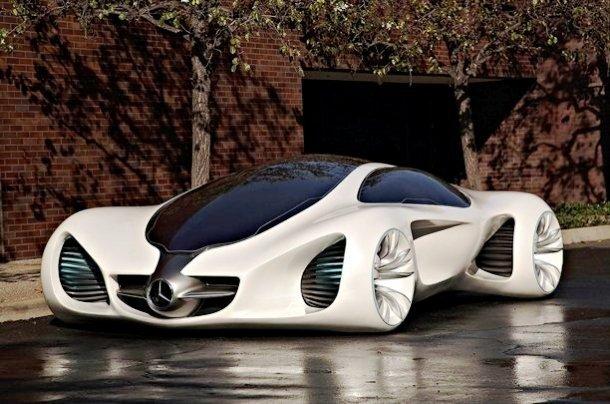 Концепт-кары: автомобили из будущего