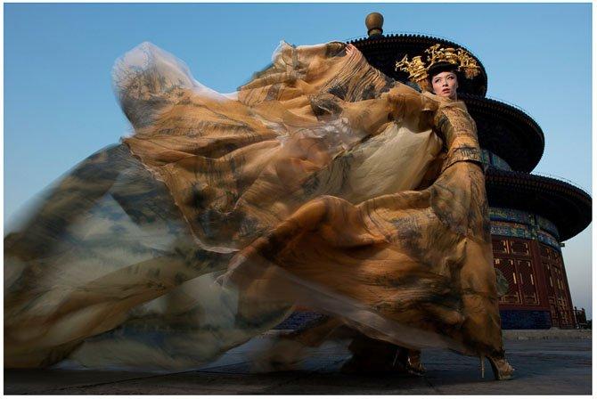 Работы фотографа журнала Life Джо МакНелли