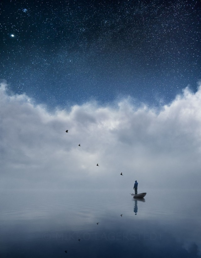 Удивительная красота звездного неба