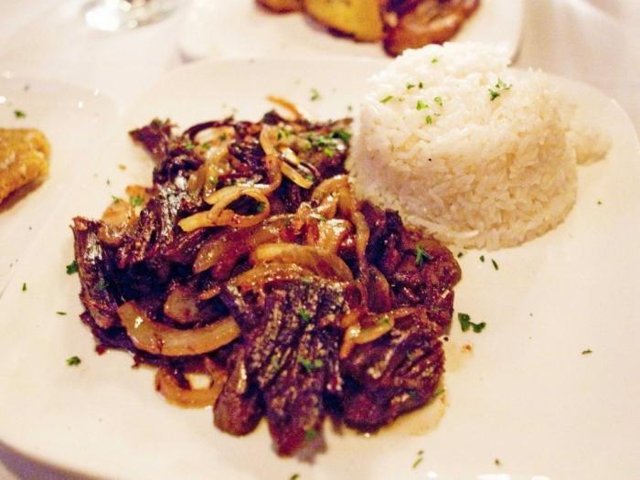 Вкусные блюда кубинской кухни