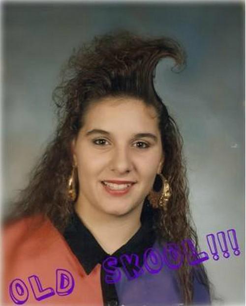 Безумные прически из 90-х