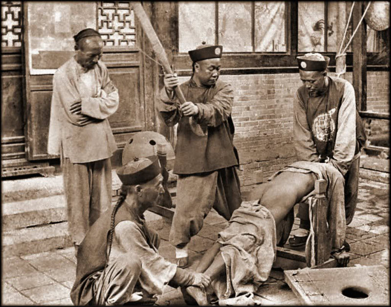 Фотографии Китая начала 20-ого века