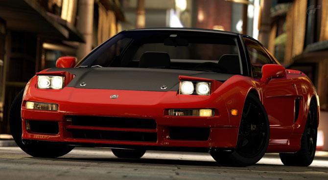 Лучшие японские спорткары