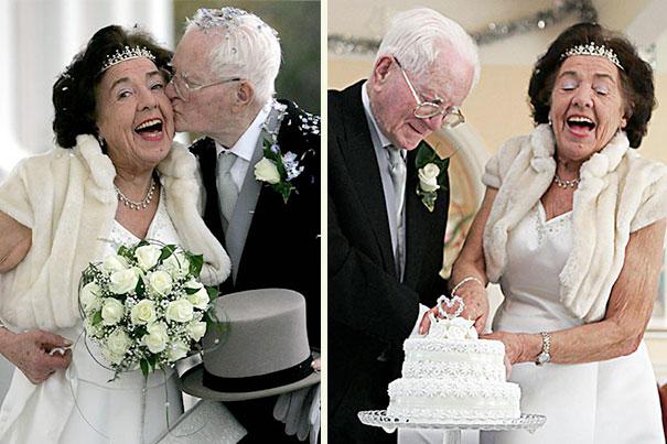 Никогда не поздно жениться