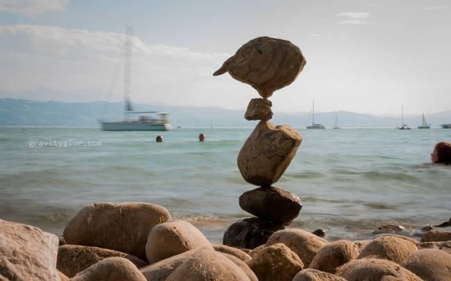 Сила притяжения и баланс