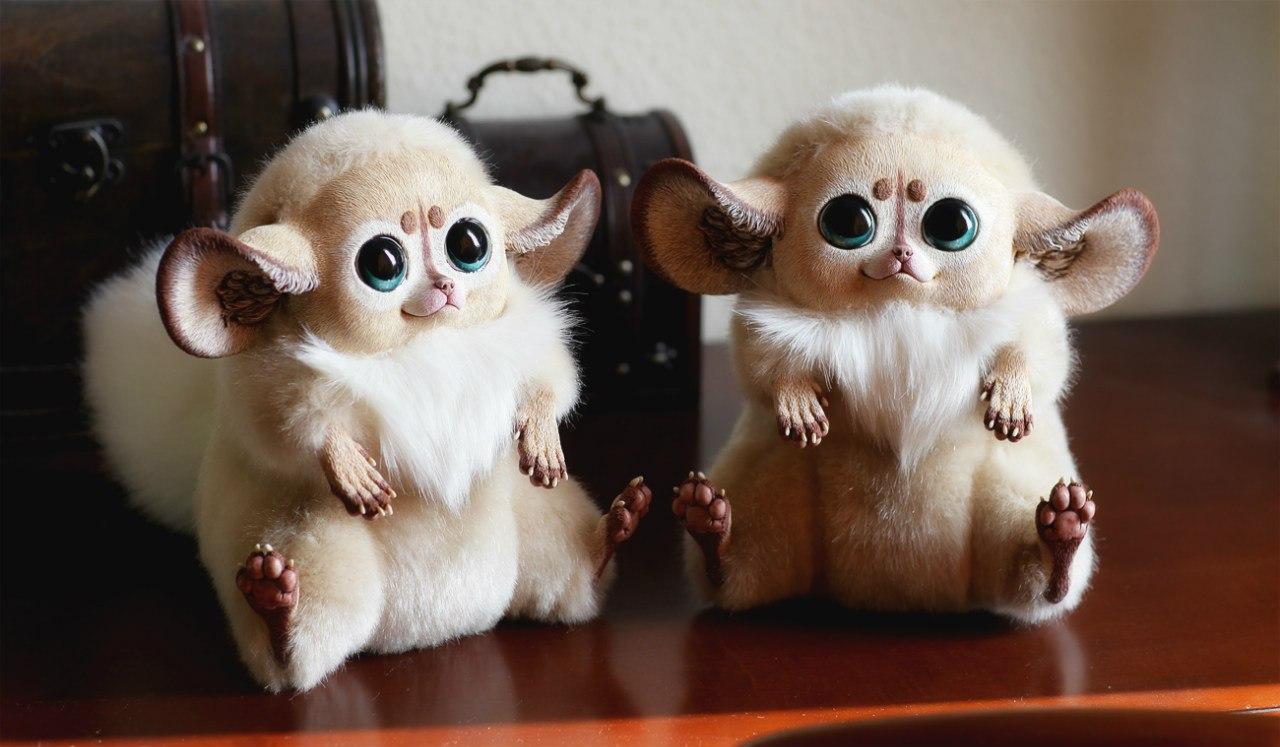 Авторские куклы Santani