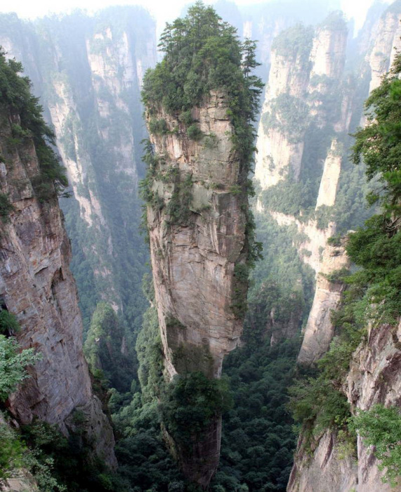 Необычайно красивые уголки нашей планеты