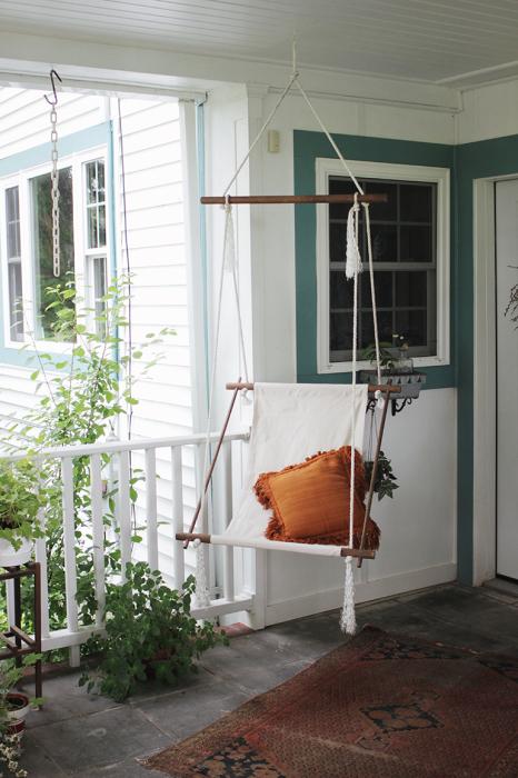 14 мебельных решений для заднего двора своими руками
