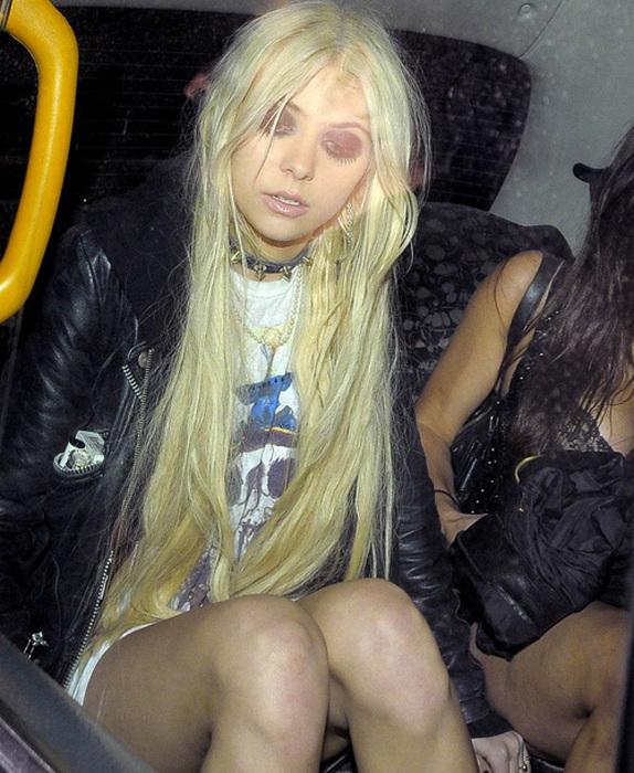 Фото выпивших знаменитостей