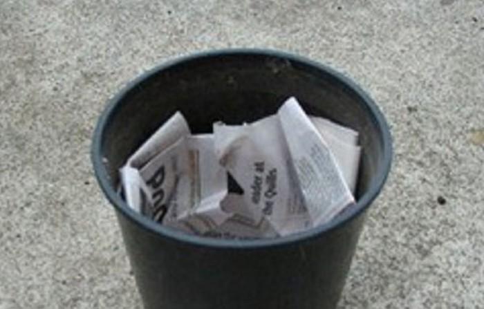 15 способов использования старой газеты