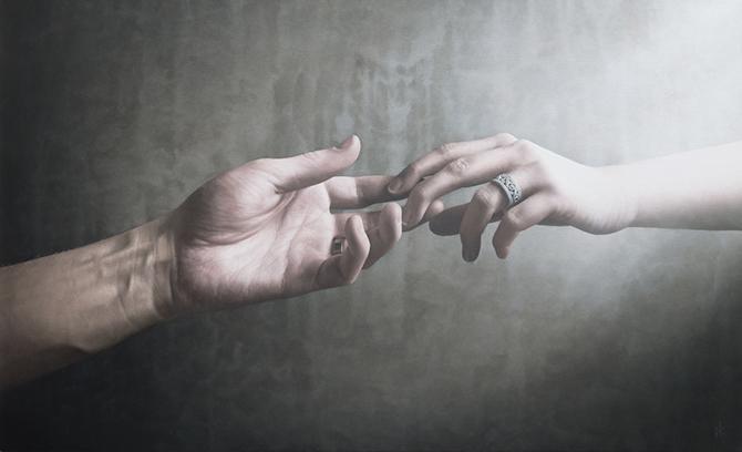 Гиперреалистичные рисунки Патрика Крамера
