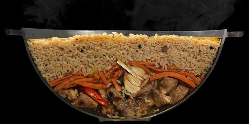 Повседневные блюда в разрезе