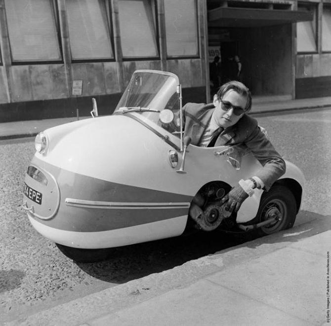 11 малолитражных автомобилей первой половины XX века
