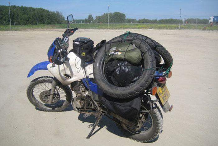 Мастера грузоперевозок на мопедах и мотоциклах