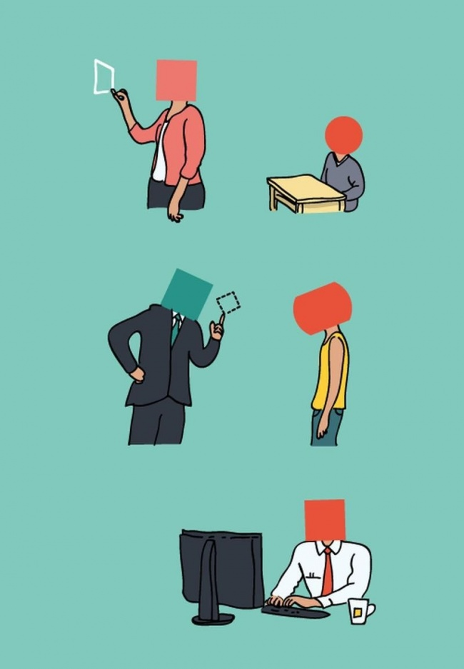 Трезвый взгляд на окружающий мир в иллюстрациях