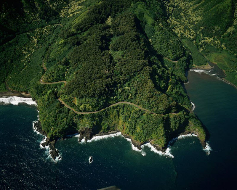 15 самых нереальных дорог мира