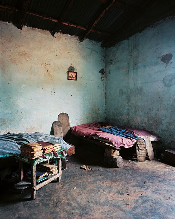 Где спят дети в разных странах мира