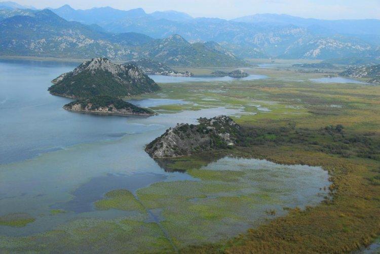 Национальный парк Скадарское озеро в Черногории