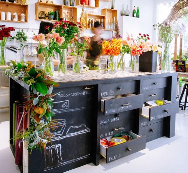 12 идей дизайна собственного кабинета или мастерской