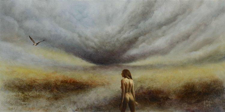 Гиперреалистичные картины от Дарио Кампаниле