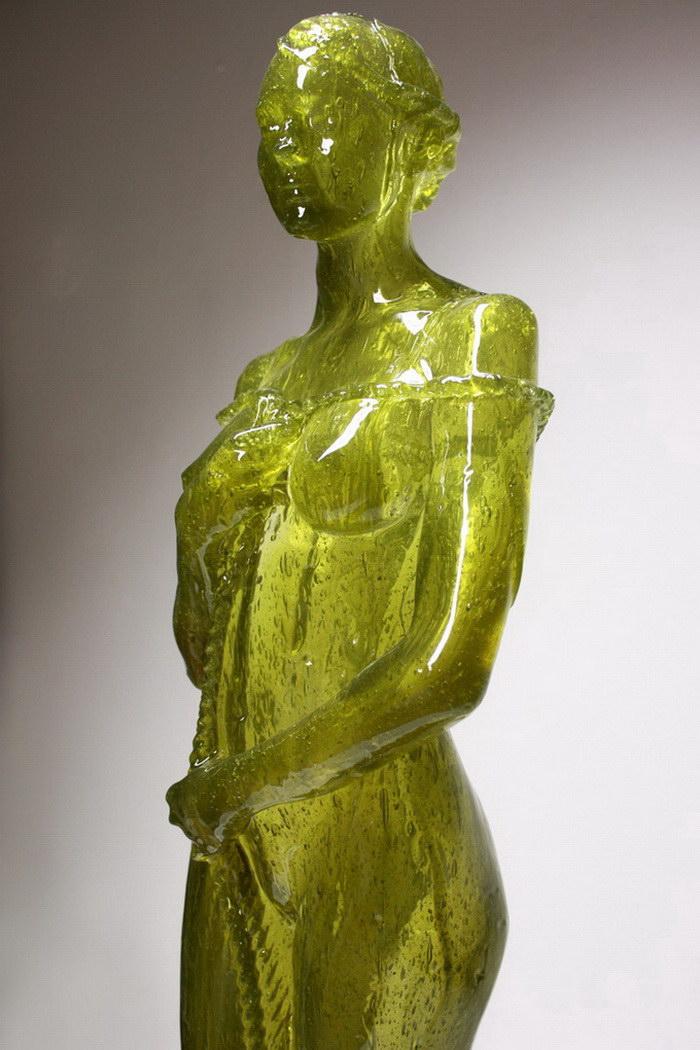 Сладкие скульптуры от Джозефа Марра