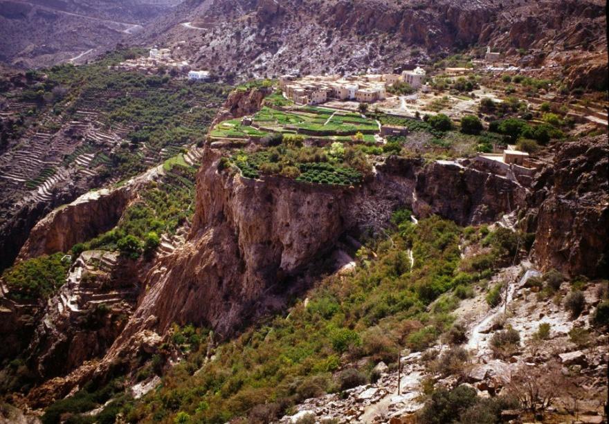 12 поселений мира с экстремальными условиями для жизни