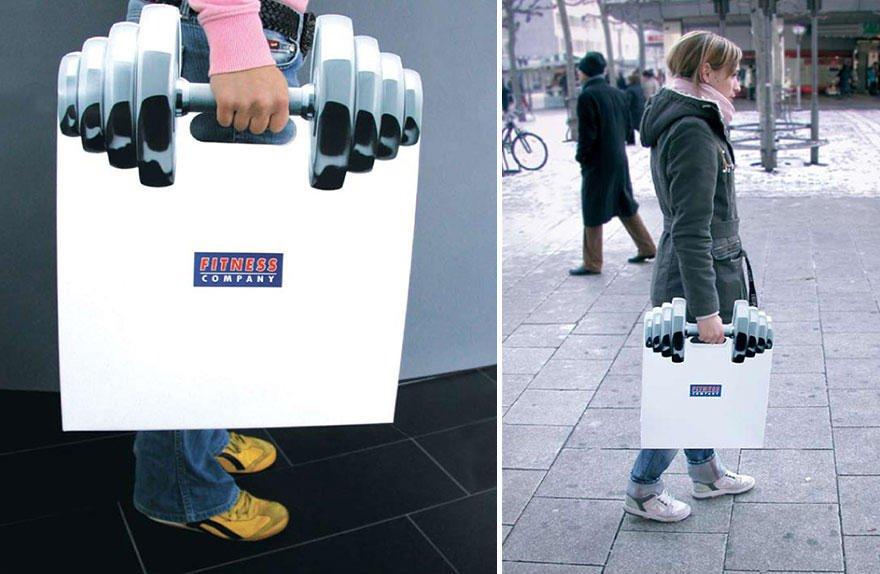Нескучные сумки и пакеты