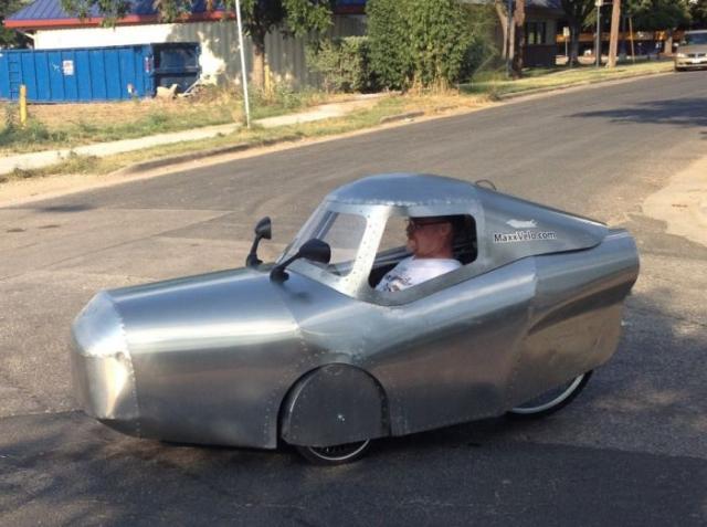 Подборка необычных и креативных автомобилей